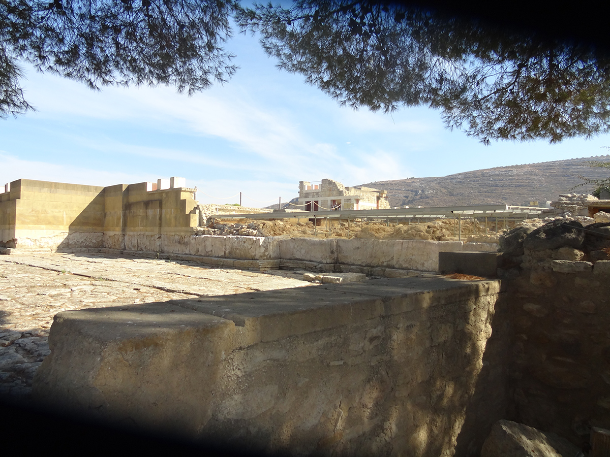 Найди своё место под солнцем Крита