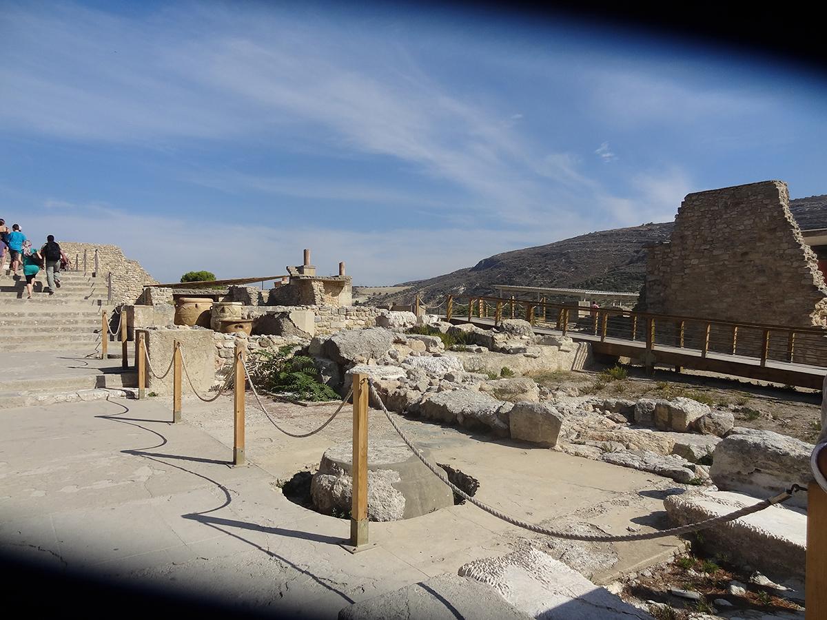Крит - колыбель цивилизации